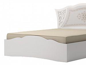 Кровать Ижмебель Династия, мод. 5 (160)