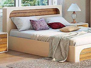 Кровать Ижмебель Терра-Люкс (160) с подъемным механизмом