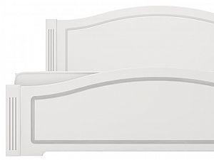 Кровать Ижмебель Виктория с основанием (180), арт. 19