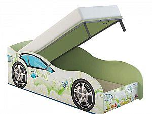 Кровать-машина Ижмебель Браво (80)
