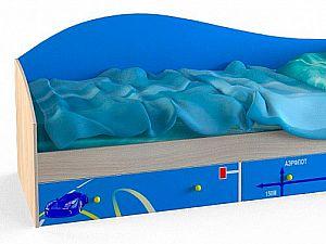 Кровать Ижмебель Браво 6 (80) одинарная