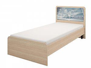 Кровать Ижмебель Манхеттен, арт. 06 (90)