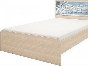 Кровать Ижмебель Манхеттен, арт. 12 (120)
