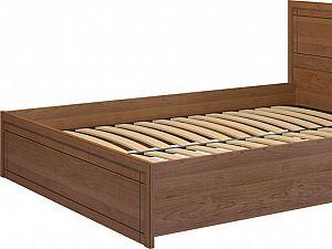 Кровать Ижмебель Лондон двойная К-1 (160), мод 5