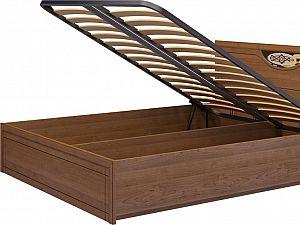 Кровать Ижмебель Лондон с подъемным механизмом двойная К-2 (160), мод 5