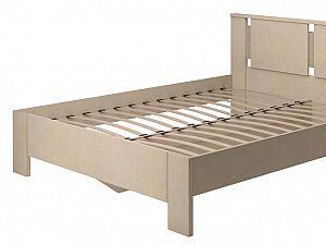 Кровать Ижмебель Скандинавия Люкс 160, мод.2