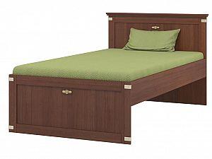Кровать Интеди Бостон 120 с настилом, ИД 01.500