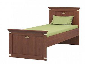 Кровать Интеди Бостон 90 с настилом, ИД 01.501