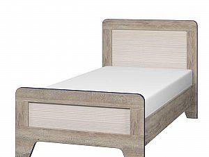 Кровать Интеди Тайм с настилом, ИД 01.264 (90)