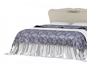 Кровать Интеди Жасмин с настилом, ИД 01.249 (160)