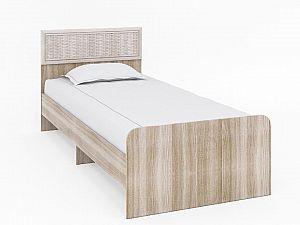 Кровать Кентавр 2000 Раут-1 (90) с поддоном №27