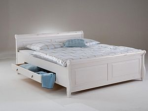 Кровать ММЦ Мальта-160 с  ящиками
