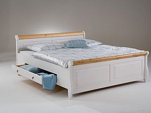 Кровать ММЦ Мальта-140 с  ящиками