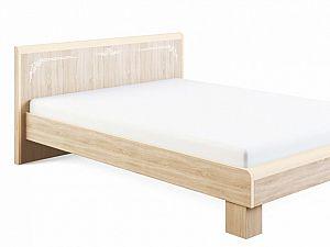 Кровать МСТ Оливия МДФ, мод. 1.1 (140)