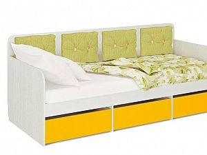 Кровать МСТ Умка большая, модуль 2