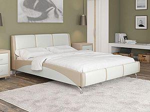 Кровать Nuvola 5 (цвета люкс и ткань)