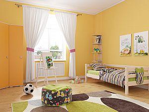 Кровать Райтон Отто-2 с защитной стенкой