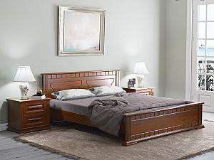Кровать Райтон Milena сосна