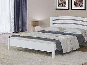 Кровать Райтон Веста 2-М-тахта-R сосна (белый, слоновая кость)