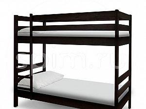 Кровать Шале Детская №1 двухъярусная