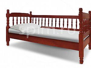 Кровать Шале Смайл с тремя спинками