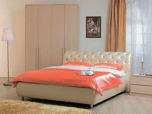 Кровать Сильва Эмили стразы с подъемным механизмом (меркури)