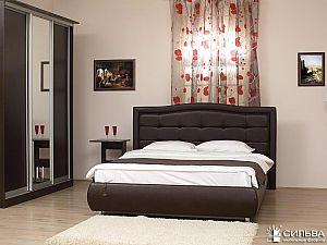 Кровать Сильва Каролина с подъемным механизмом (эгоист)