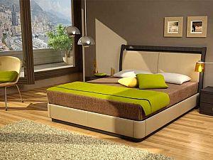 Кровать Торис Атриа Е11 (Стино) экокожа