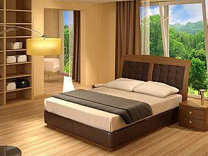 Кровать Торис Атриа R2 (Палау) кожа
