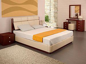 Кровать Торис Атриа R1 (Сонеро) кожа