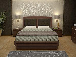 Кровать Торис Эва S2 (Палау) экокожа
