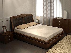 Кровать Торис Тау 1 S2 (Палау) экокожа