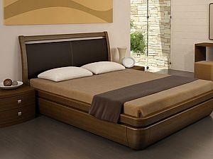 Кровать Торис Тау 2 E11 (Стино) экокожа