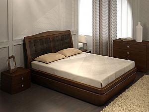 Кровать Торис Тау 2 R2 (Палау) кожа