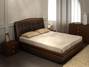 Кровать Торис Тау-классик S2 (Палау) экокожа