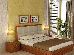 Кровать Торис Юма E2 (Виваре) экокожа