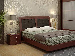 Кровать Торис Юма R2 (Палау) кожа