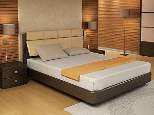 Кровать Торис Юма S1 (Сонеро) экокожа