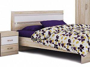 Кровать Заречье Ника без основания, мод.Н19 (160)