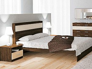 Кровать Заречье Виктория ВК3 (160)