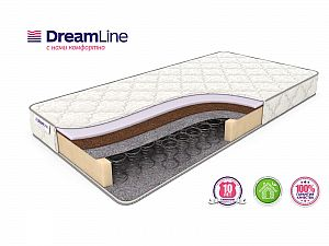 DreamLine Single Foam Hard Bonnell