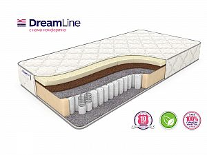 DreamLine Single SleepDream Medium TFK