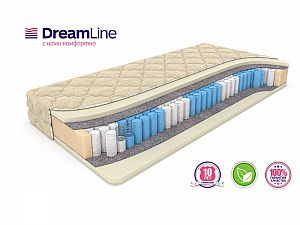 DreamLine Memory Latex Smart Zone