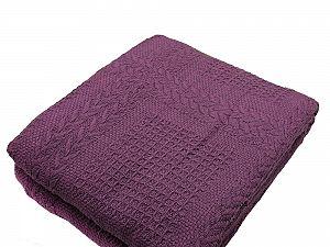 Покрывало Arloni Марсель, фиолетовый