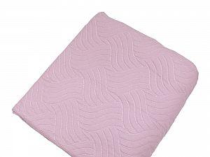 Покрывало Arloni Плетение, фиолетовый