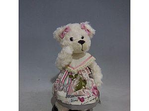 Интерьерная кукла Медведица C21-108126