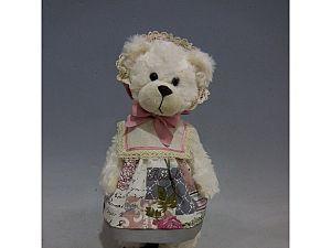 Интерьерная кукла Медведь C21-128273