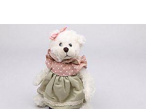 Интерьерная кукла Медведица C21-128274