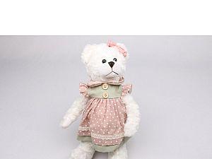 Интерьерная кукла Медвежонок C21-148615