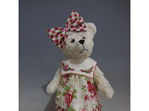 Интерьерная кукла Медведь C21-148617